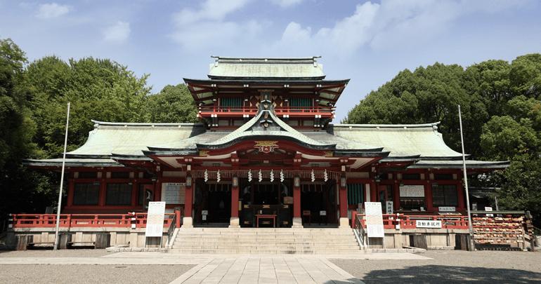 東京パワースポット20選!富岡八幡宮