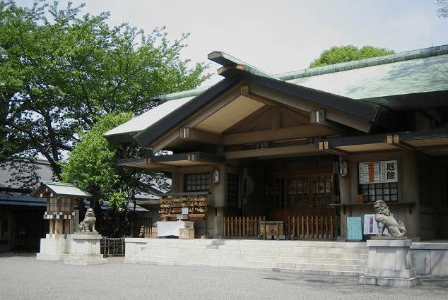 東京パワースポット20選!東郷神社