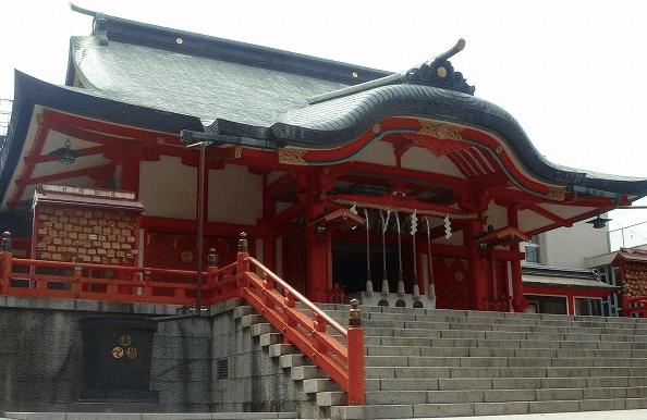 東京パワースポット20選!花園神社