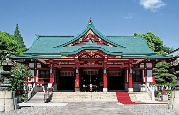 東京パワースポット20選!日枝神社