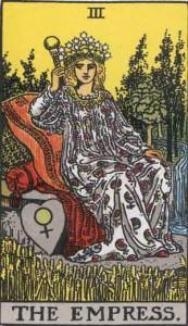 女帝・The Empress