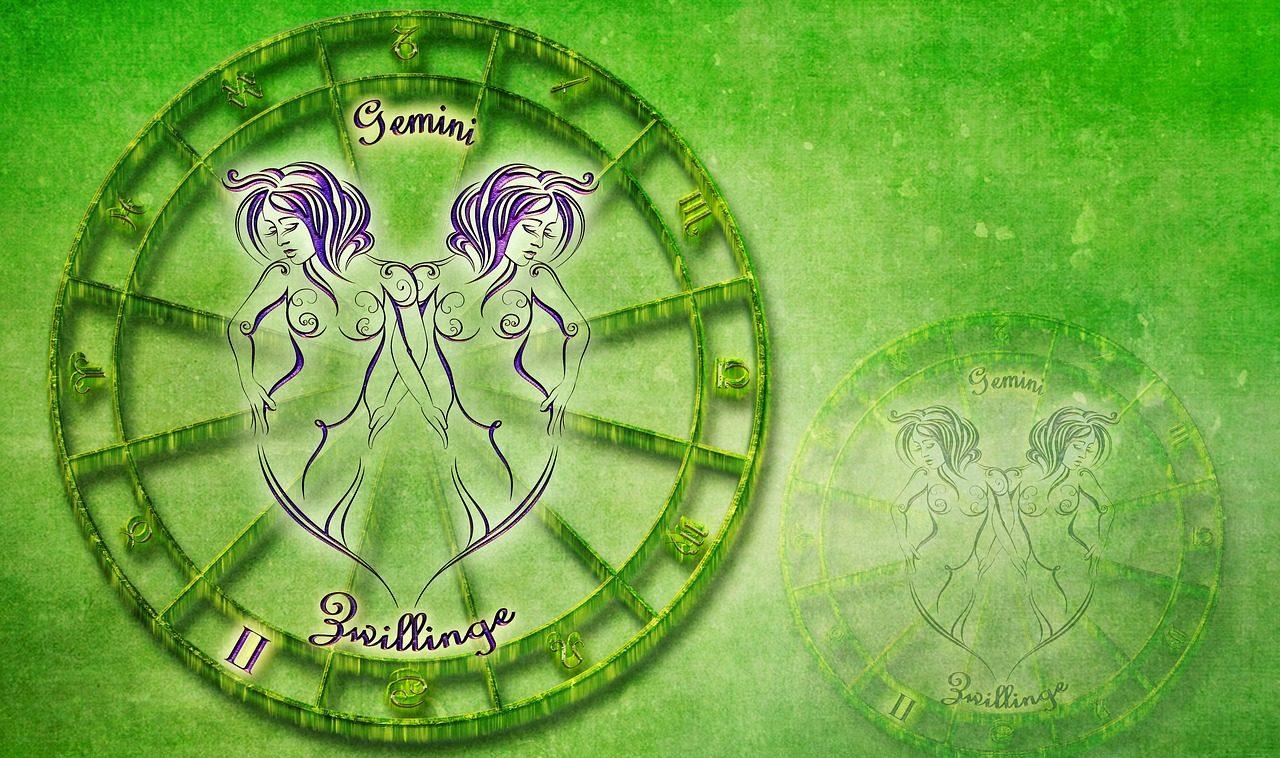 双子座の「性格」「恋愛」「行動パターン」のイメージ