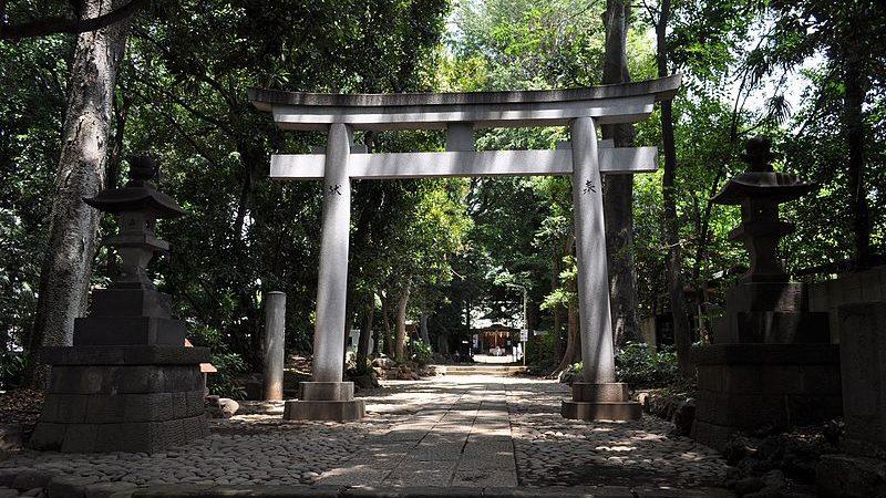 古よりの聖なる力が宿る場所:代々木八幡宮(渋谷区)のイメージ