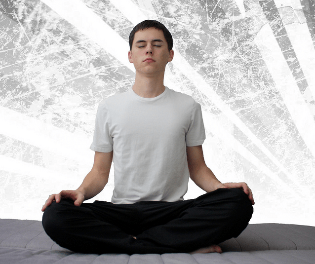 瞑想して悩みを消す・自宅で出来る7つの心の洗い方