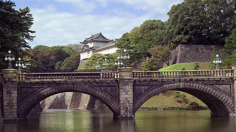皇居のイメージ