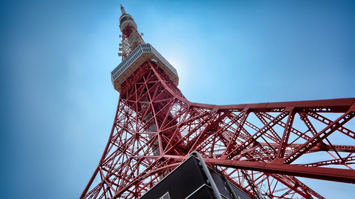東京タワーがパワースポット!?タワー大明神のイメージ
