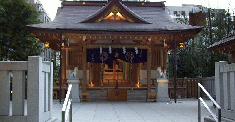 福徳神社(芽吹神社)のイメージ