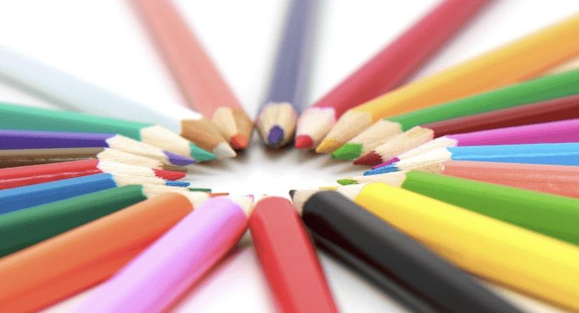 カラーセラピーで毎日をもっとHAPPYにする5つの方法