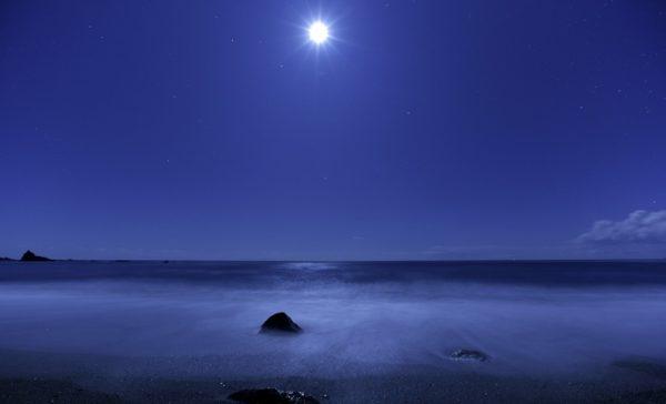 心をゼロにして受け入れよう・新月の夜に行う、7つのおまじない。