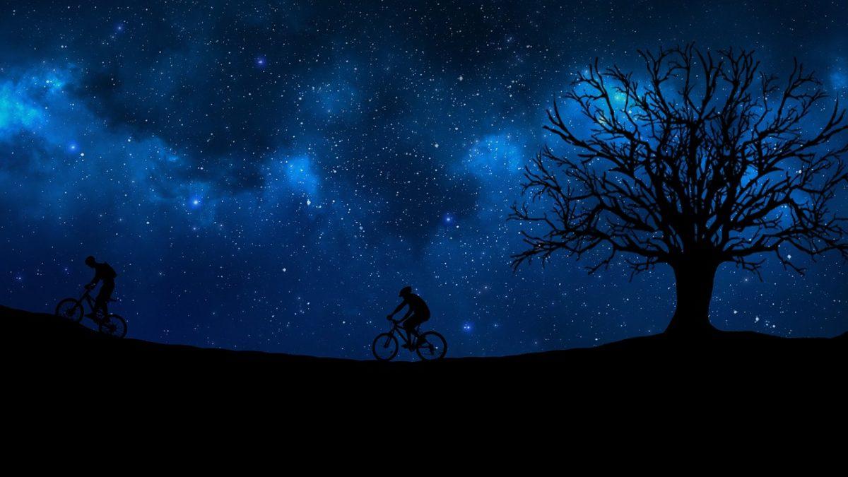新月のボイドタイムの過ごし方のイメージ