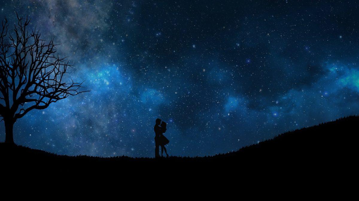 新月の夜に行うおまじない、願いをかなえる7つの手順のイメージ