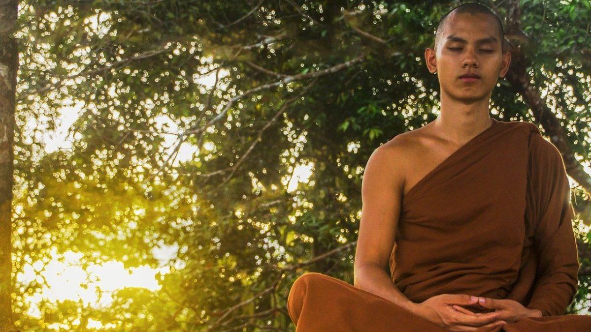 正しい瞑想をする手順のイメージ