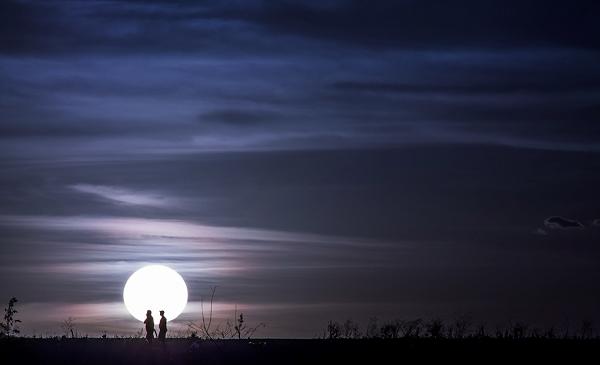夜空のお月様とリンクして、心身の淀みをなくす7つの方法