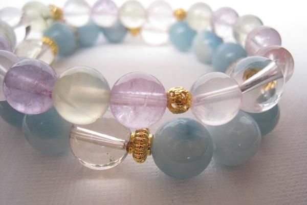 数珠ブレスレットで運気を上げる9つの組み合わせ