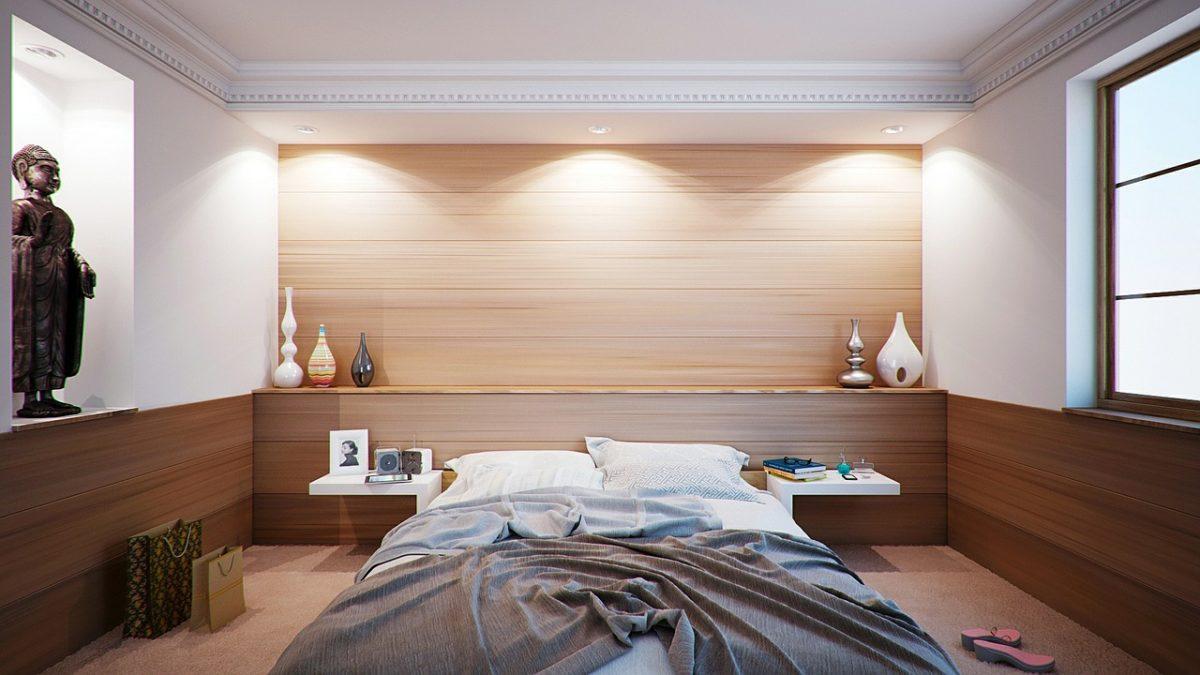 寝室に風水を取り入れて開運するコツのイメージ