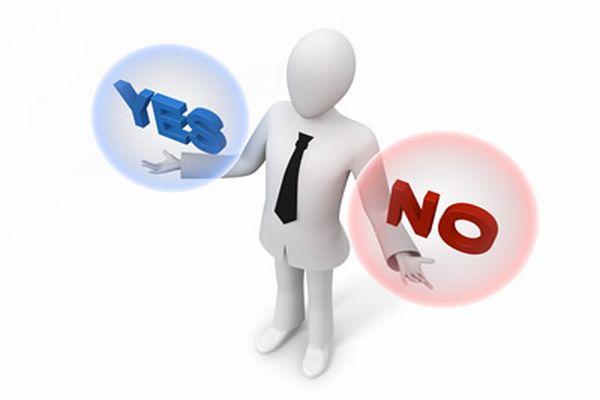 『yes no 占い』をうまく使って 悩みを解消する7つの方法