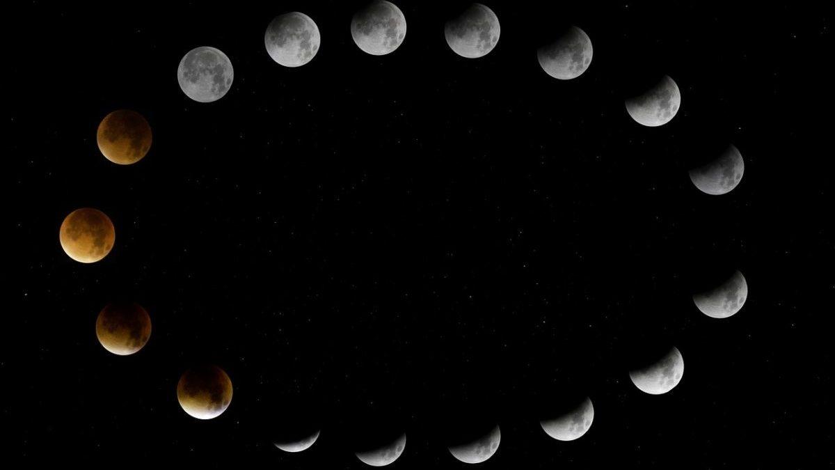 新月・満月・月齢についての基礎知識のイメージ