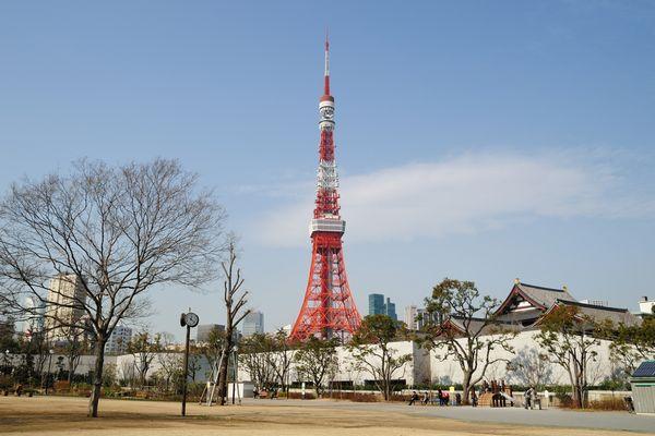 東京のパワースポットを訪ねて心身の疲れを浄化する方法♪