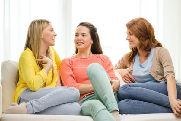 ホクロの場所で性格を知り、友人関係を円満にする7つの方法