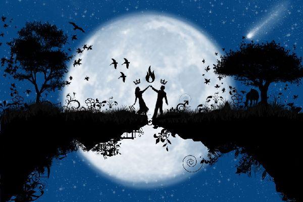 月齢が秘めたエネルギーをつかって最高の恋人に出会うワザ