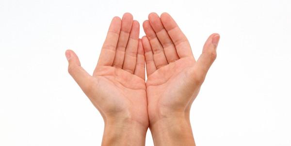 手のひらのほくろが暗示する7つの運気☆