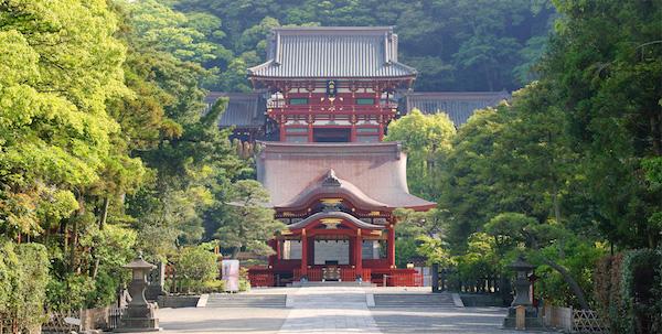 鎌倉のパワースポット☆運気が上がるヒミツの場所