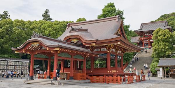 鎌倉で巡ってみたいパワースポットおすすめ5選