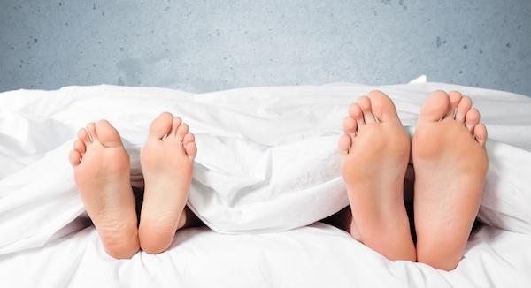 足の裏にほくろができてしまう4つの原因