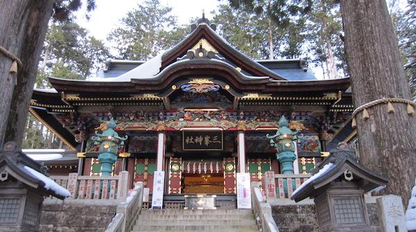 埼玉のパワースポットで癒される4つの場所