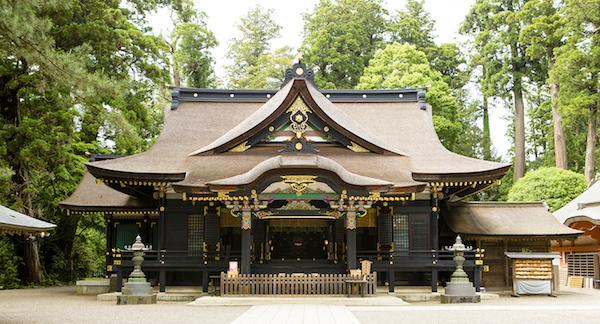 千葉のパワースポットで、心が落ち着く神社とは
