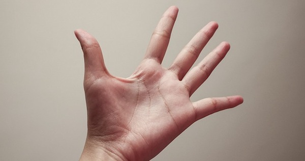 感情線7つのパターンから手相占いをする方法