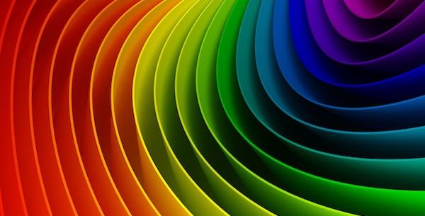カラーセラピー診断で分かる7つの性格とは