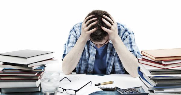 ストレス症状の度合いがチェックできる7つの項目
