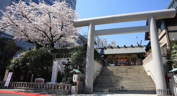 芝大神宮(東京)