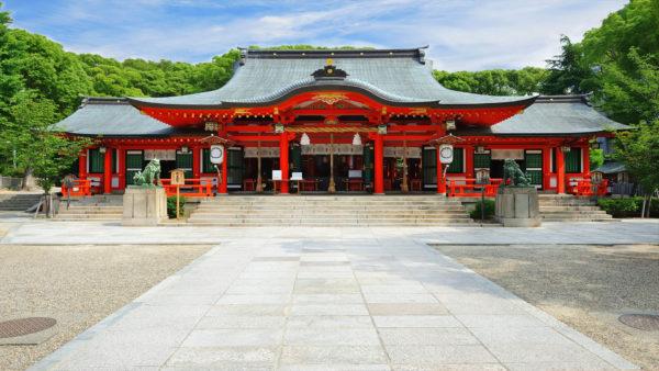 生田神社のイメージ