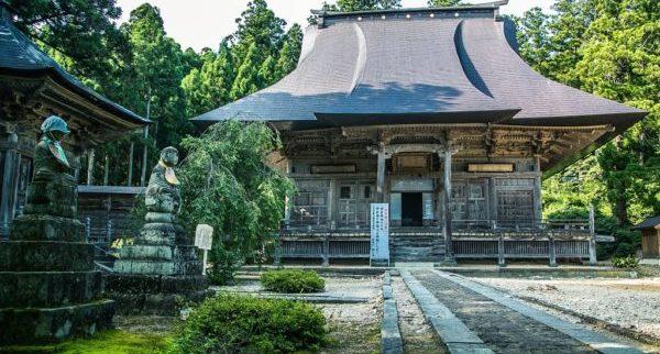 国上寺のイメージ