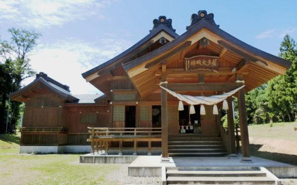 居多神社のイメージ