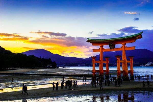 嚴島神社のイメージ