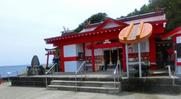 釜蓋神社のイメージ