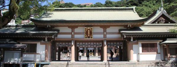 照國神社のイメージ