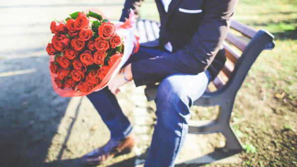 大胆なプロポーズのイメージ