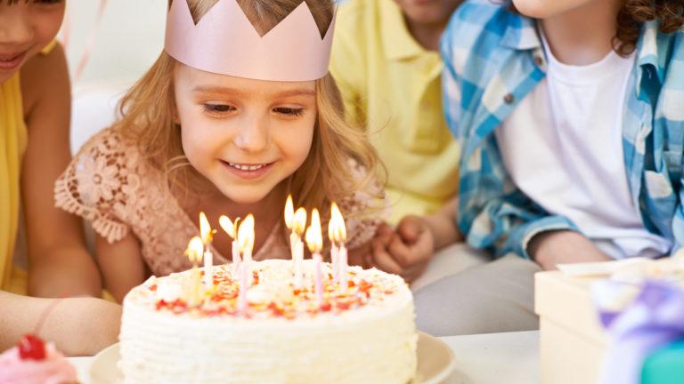 子供の誕生日会のアイディア8選