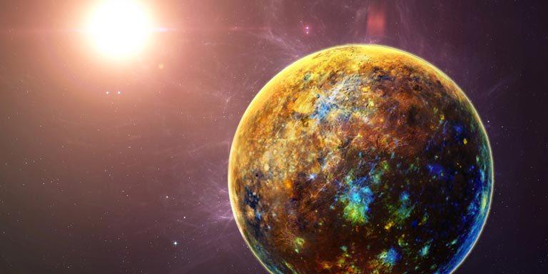 水星のイメージ