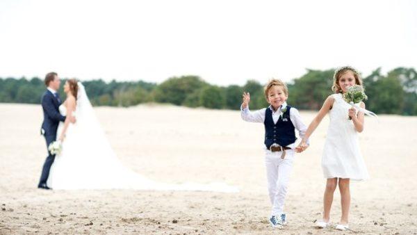 結婚式を楽しむイメージ