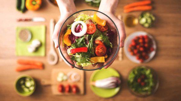 食生活改善のイメージ