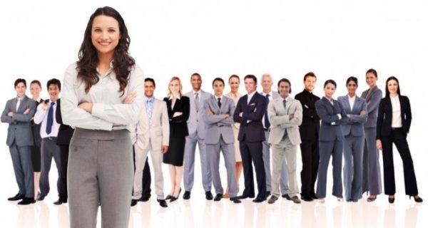 女性リーダーのイメージ