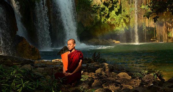 仏教のイメージ