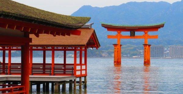 広島の厳島神社のイメージ