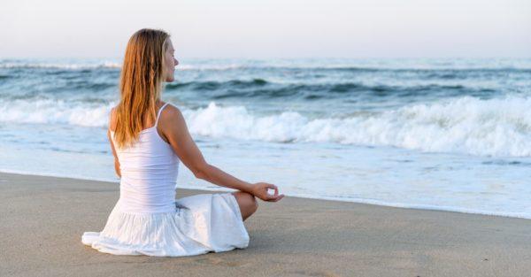 暮らしに癒しを取り入れる◎瞑想の基本とは