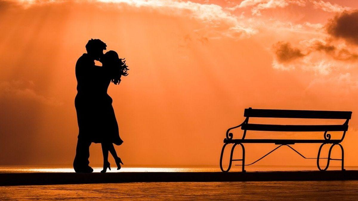 激しい恋愛のイメージ